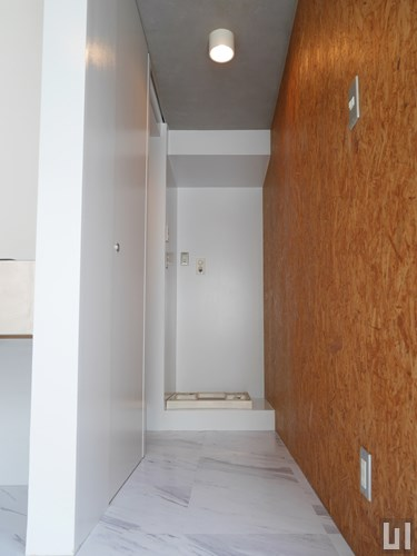 1LDK 32.73㎡タイプ - 室内洗濯機置き場