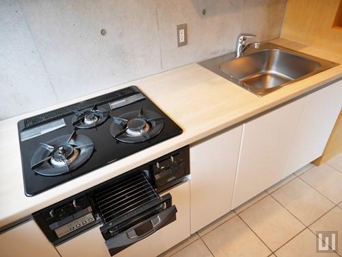 1LDK 48.52㎡タイプ - キッチン