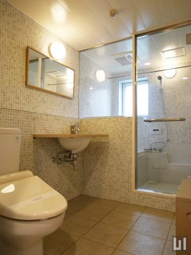 1LDK 48.52㎡タイプ - 洗面室