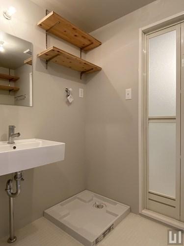 1R 30.69㎡タイプ - 洗面室