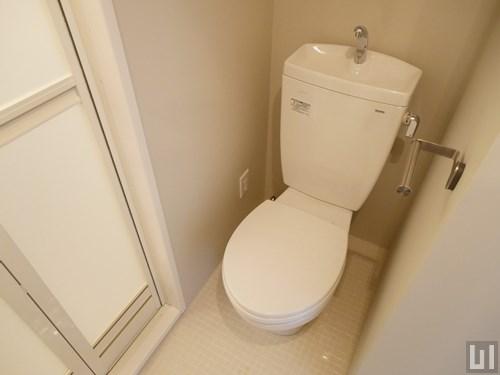 1R 30.69㎡タイプ - トイレ