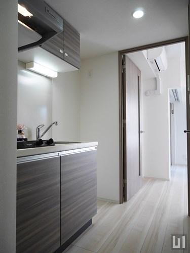 Aタイプ - 廊下・キッチン