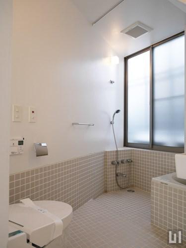 2DK 38.48㎡タイプ - 洗面室・バスルーム