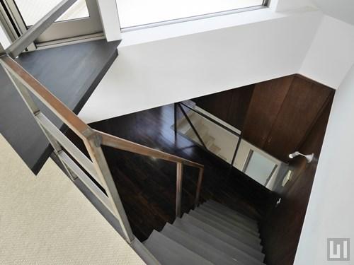 2DK 38.48㎡タイプ - 階段