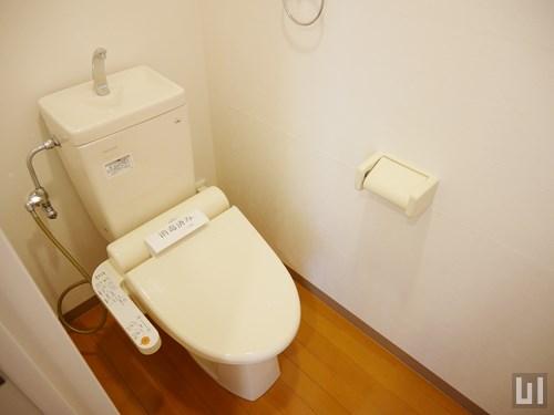 1R 27.39㎡タイプ - トイレ