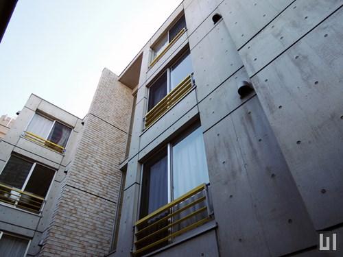 セゾン・デ・ブランシェ青葉台 - マンション外観