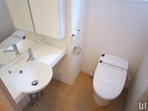 1LDK 46.25㎡タイプ - 洗面室