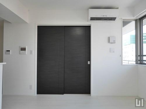 Aタイプ - 洋室・仕切り戸