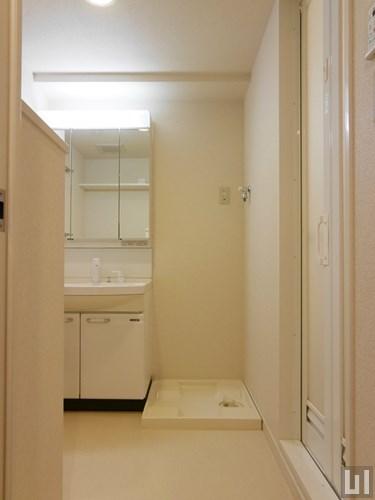 1LDK 43.67㎡タイプ - 洗面室