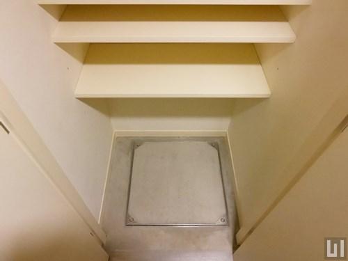 1LDK 42.65㎡タイプ - 玄関・下足入れ