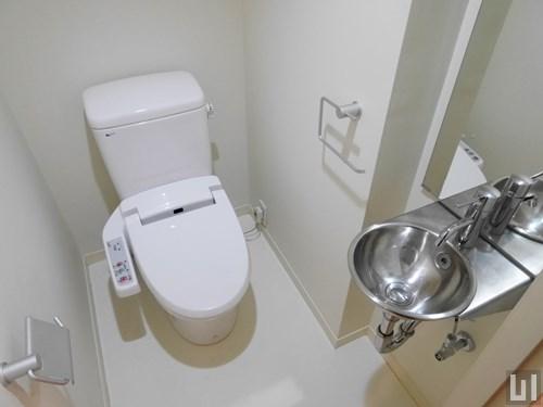 1LDK 42.65㎡タイプ - トイレ
