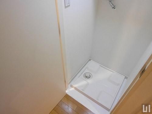 1LDK 42.65㎡タイプ - 洗濯機置き場