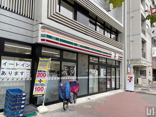セブンイレブン 江東亀戸駅南店
