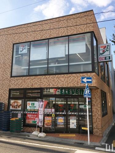 セブンイレブン 目黒洗足駅前店