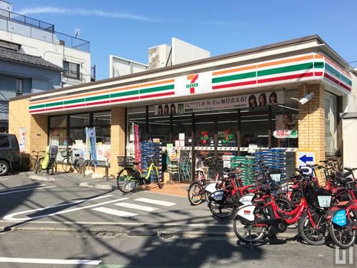セブンイレブン 品川旗の台2丁目店