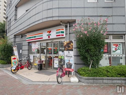 セブンイレブン日本橋横山町店