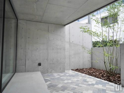 Aタイプ - 駐車場・専用庭