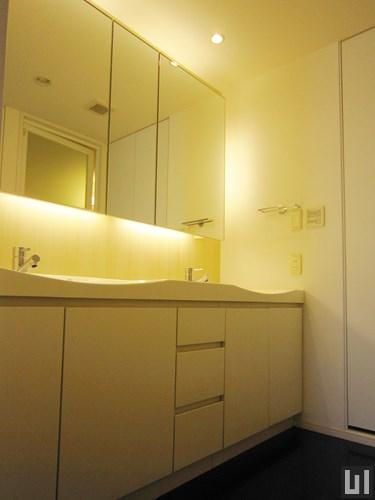 3LDK 101.74㎡タイプ - 洗面室