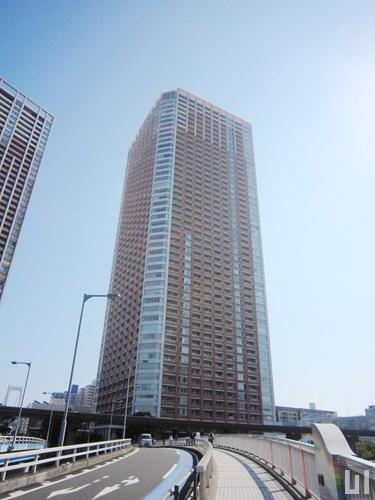 芝浦アイランド グローヴタワー - マンション外観