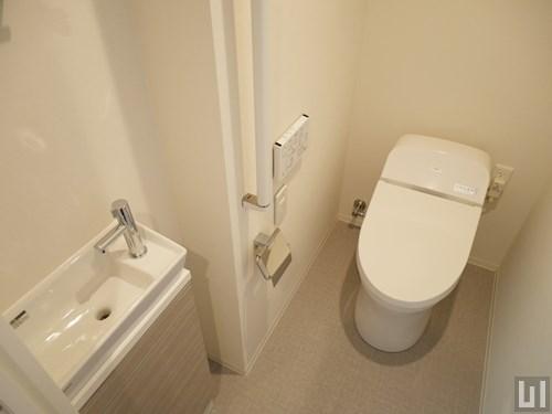 E2タイプ - トイレ