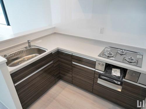 N1タイプ - キッチン