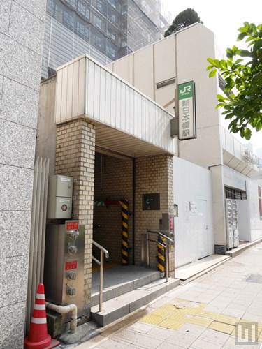 JR総武線快速 新日本橋駅