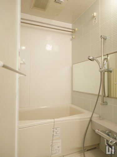 1DK 32.69㎡タイプ - バスルーム