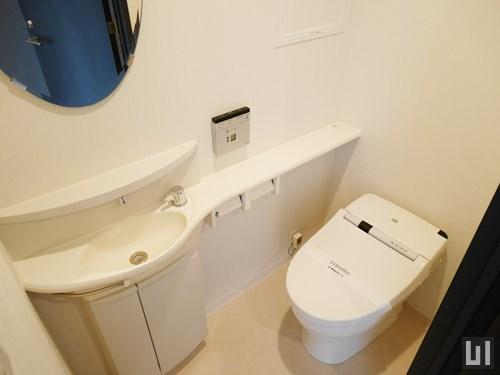 1DK 32.69㎡タイプ - トイレ