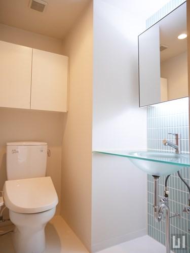 1R 31.80㎡タイプ - 洗面室