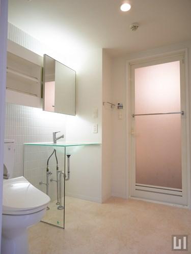 1R 41.28㎡タイプ - 洗面室