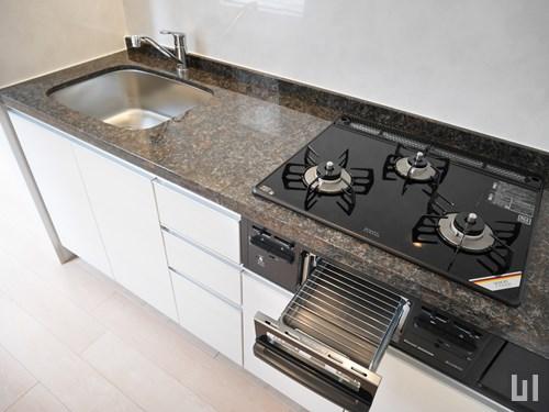1LDK 37.33㎡タイプ - キッチン