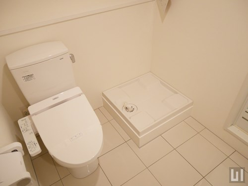 1LDK 31.97㎡タイプ - トイレ・洗濯機置き場