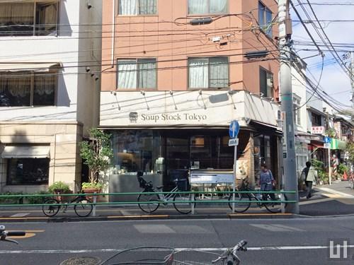 Soup Stock Tokyo 広尾店