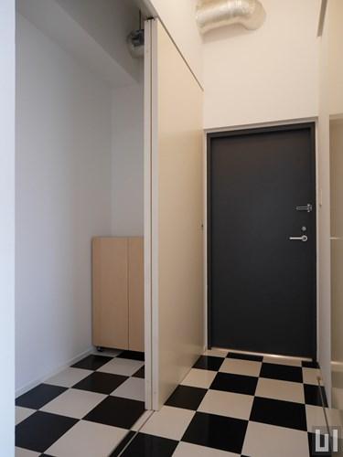 1LDK 65.79㎡タイプ - 玄関