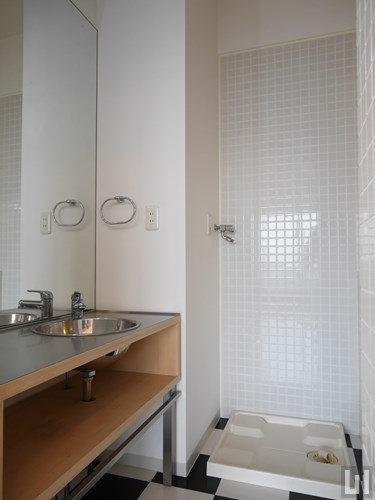 1LDK 65.79㎡タイプ - 洗面室