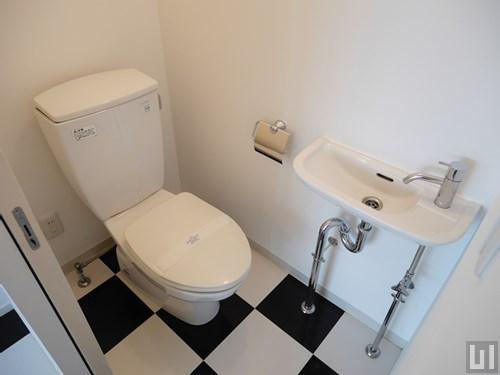 1LDK 65.79㎡タイプ - トイレ