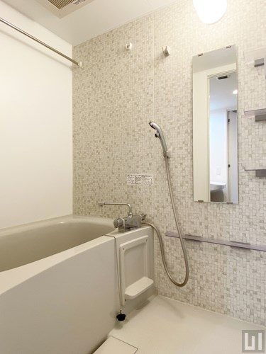 1R 24.83㎡タイプ - バスルーム