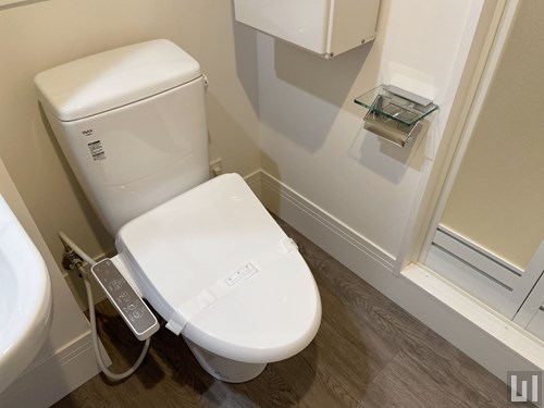1R 24.83㎡タイプ - トイレ