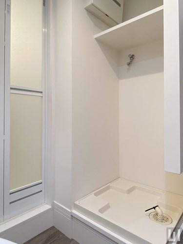 1R 24.83㎡タイプ - 洗濯機置き場