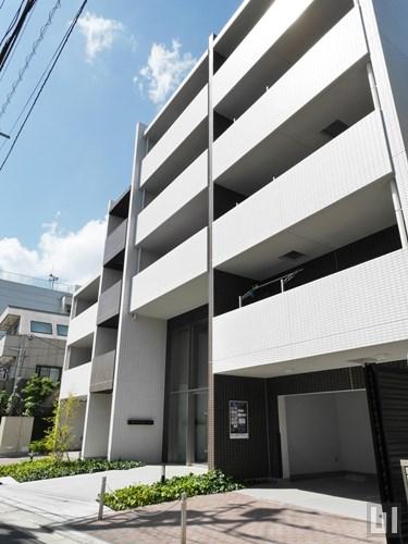 ステージグランデ蒲田Ⅱ - マンション外観