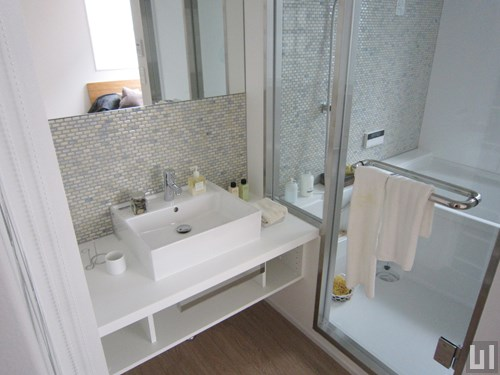 01号室 - 洗面室