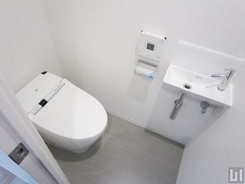 01号室 - トイレ