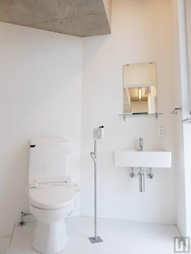 1R 47.48㎡タイプ - 洗面台・トイレ