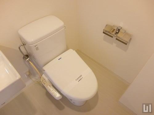 Cタイプ(モデルルーム) - トイレ