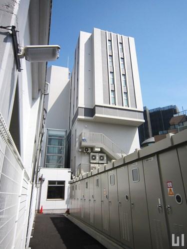 スタイリオ中延駅前 - マンション外観
