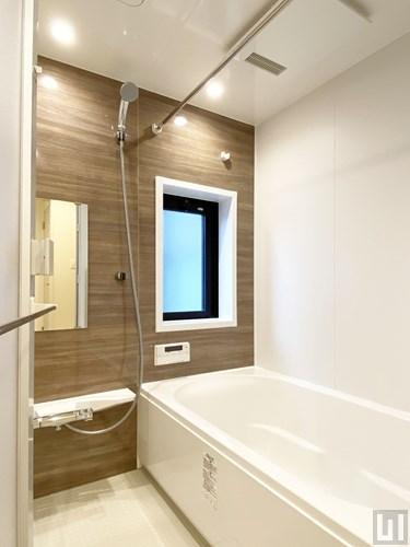 02号室タイプ - バスルーム