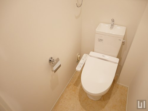 1LDK 46.65㎡タイプ - トイレ