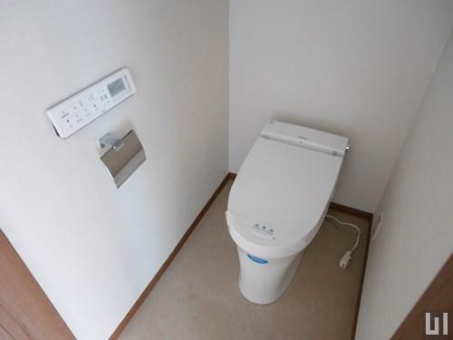 1LDK 58.74㎡タイプ - トイレ