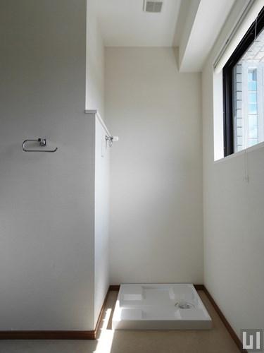 1LDK 58.74㎡タイプ - 洗濯機置き場