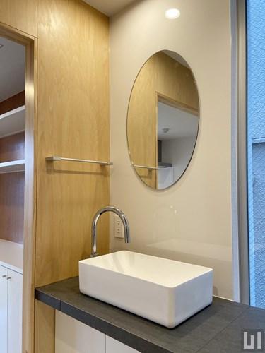 Eタイプ - 玄関・洗面台